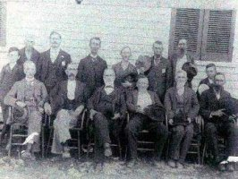 Deacons of Historic Shiloh Baptist Church