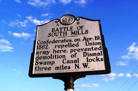 Battle of South Mills