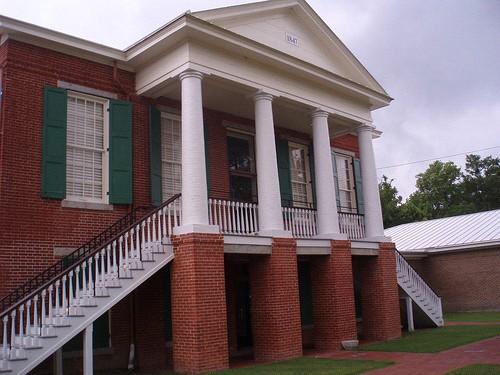 Historic Camden Courthouse
